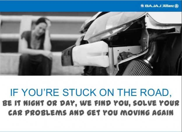 24/7 Roadside Assistance - Power Up Your Motor Insurance Series