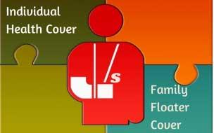 How to choose between individual and family floater health plan?