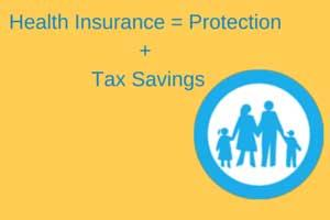 Income Tax Benefits on Health Insurance