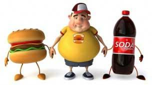Leading reasons for obesity in India