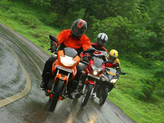 How to Protect Bike in Rains?