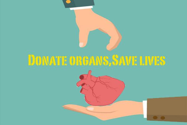 Why is organ donation low in India?