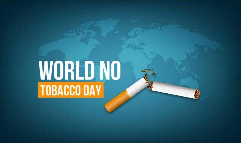 This World No Tobacco Day, quit tobacco for a healthy heart