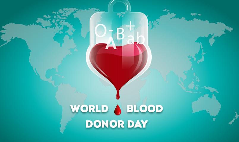 Donate your blood, share and care this World Blood Donor Day