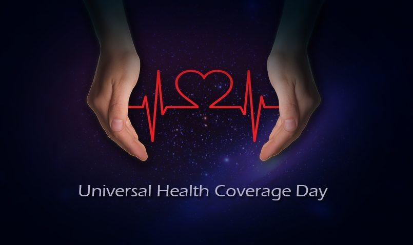 Promoting affordable & quality healthcare this Universal Health Coverage Day
