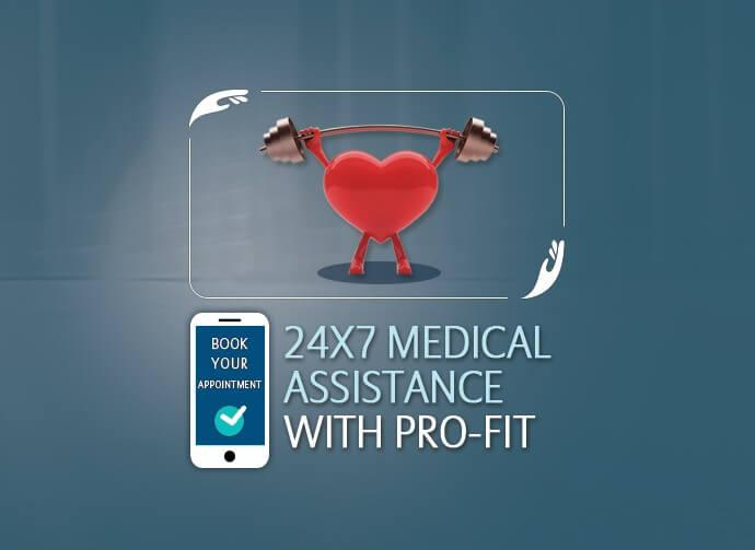 Health Insurance - Pro-Fit