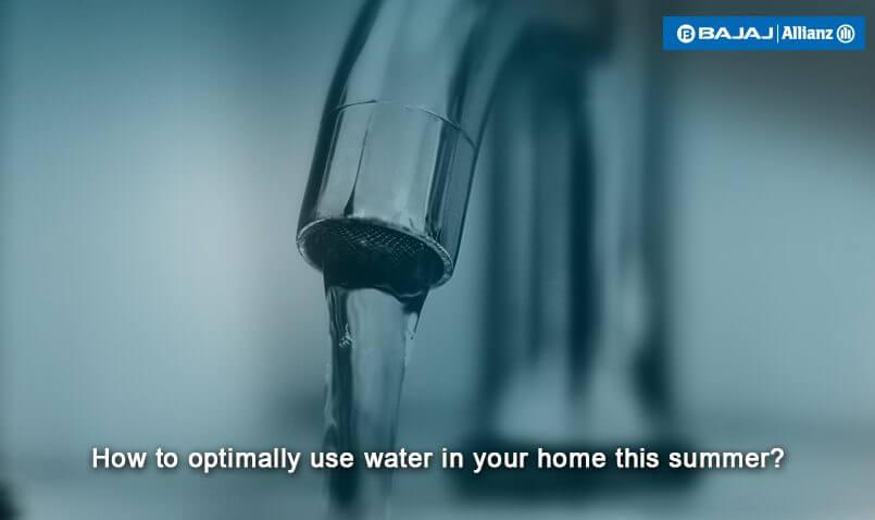 How-to-optimally-use-water-in-your-home-this-summer