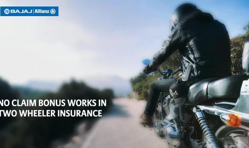 No Claim Bonus for Two Wheeler Insurance
