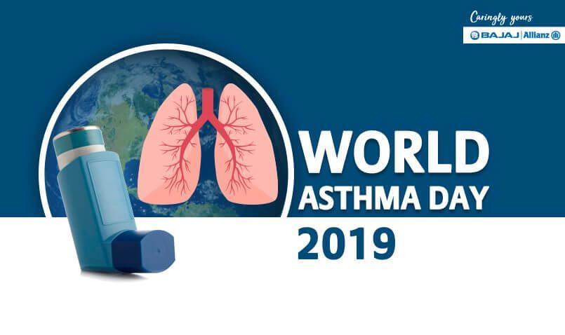 World-Asthma-Day | Bajaj Allianz