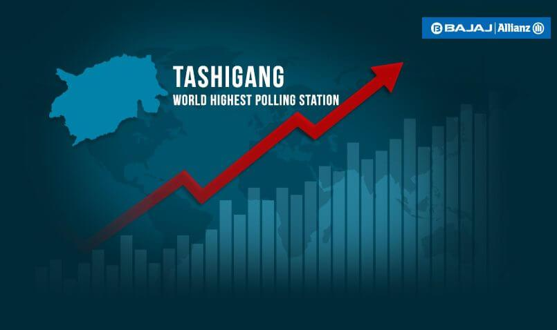 Tashigang: The highest polling station in the world