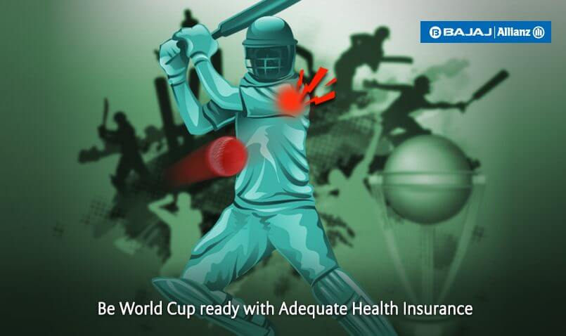 World Cup ready with Health Insurance
