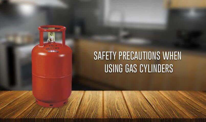 Home insurance: Precautions while using gas cylinders
