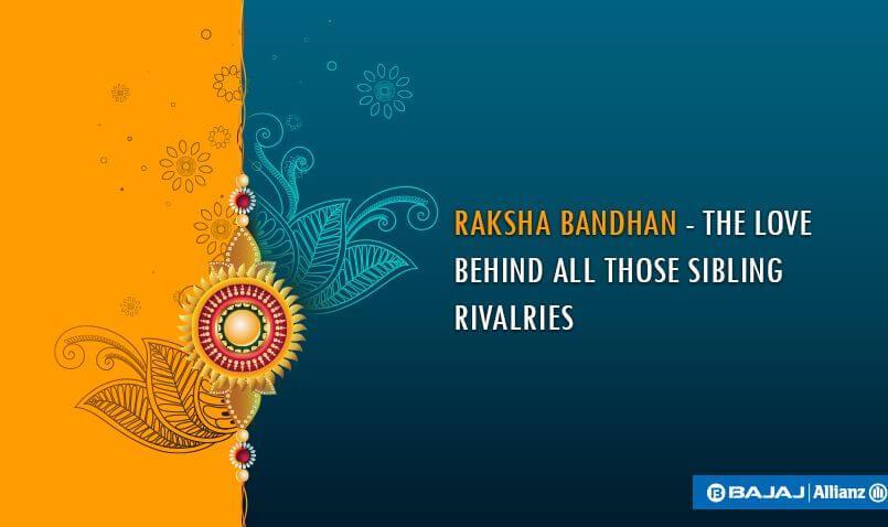 Celebrating sibling love and rivalries on Raksha Bandhan