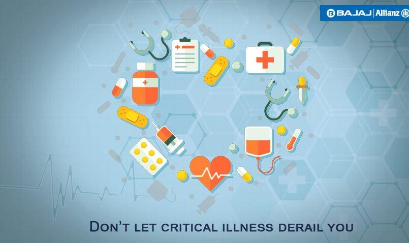 Tackle life threatening diseases with health insurance