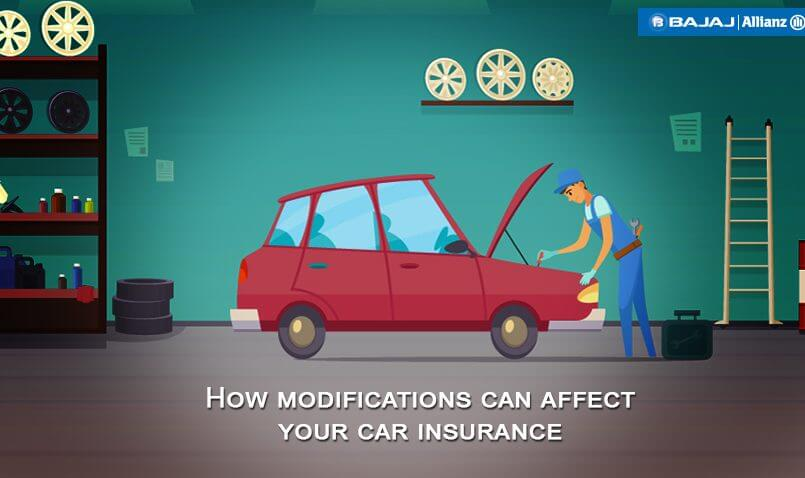 Impact of Modifying Your Car on Car Insurance