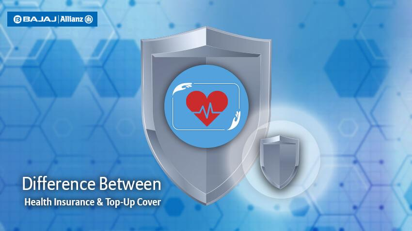 Compare Base Cover & Top Up Health Insurance By Bajaj Allianz