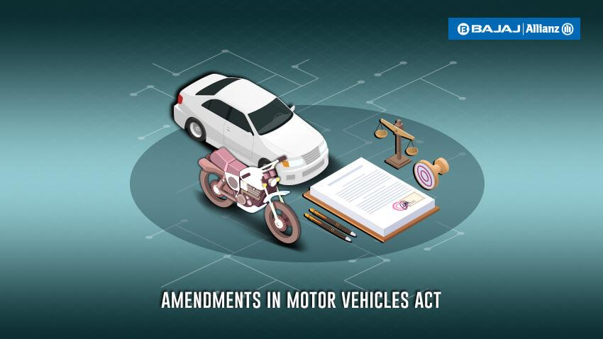 Major Amendments to the Motor Vehicles Act in 2019
