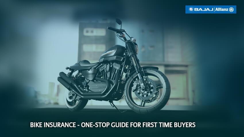 Bike Insurance: One-Stop Guide For First Time Buyers by Bajaj Allianz