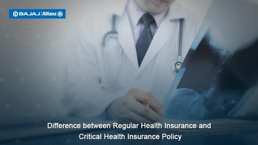 What is the Difference Between Health Insurance and Critical Illness Insurance?