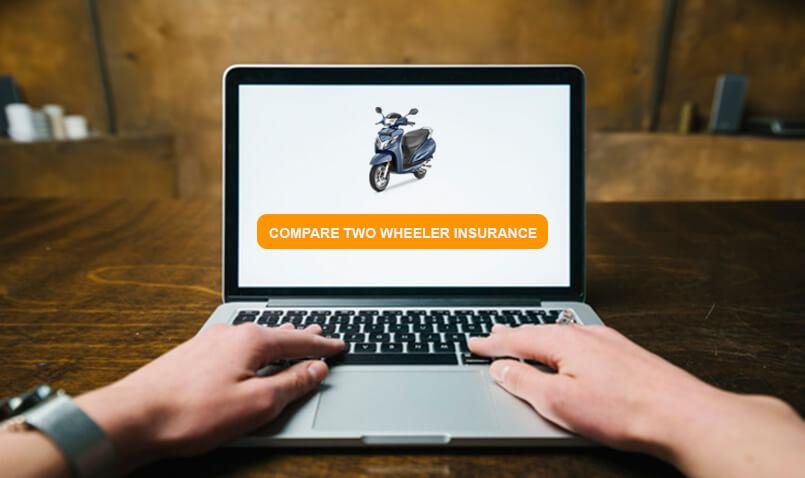 Compare Insurance Plans for Two Wheeler