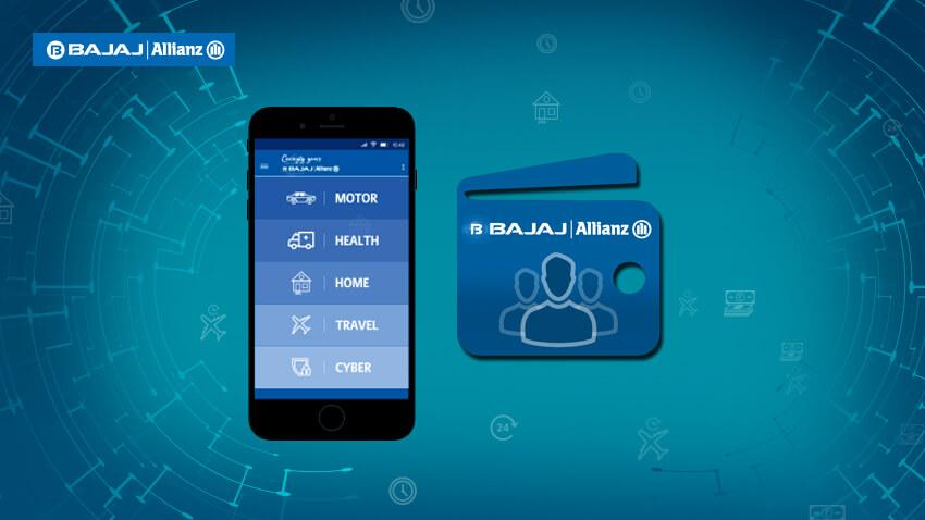 Know Everything About Bajaj Allianz's Insurance Wallet Mobile App