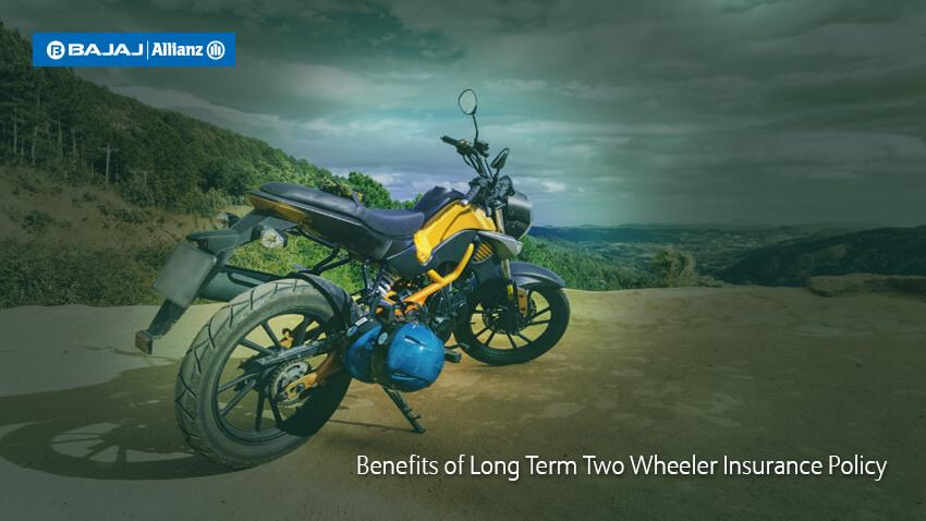 Advantages of Investing in Long Term Two Wheeler Insurance