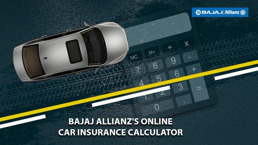 Derive Car Insurance Premium With Online Calculator by Bajaj Allianz