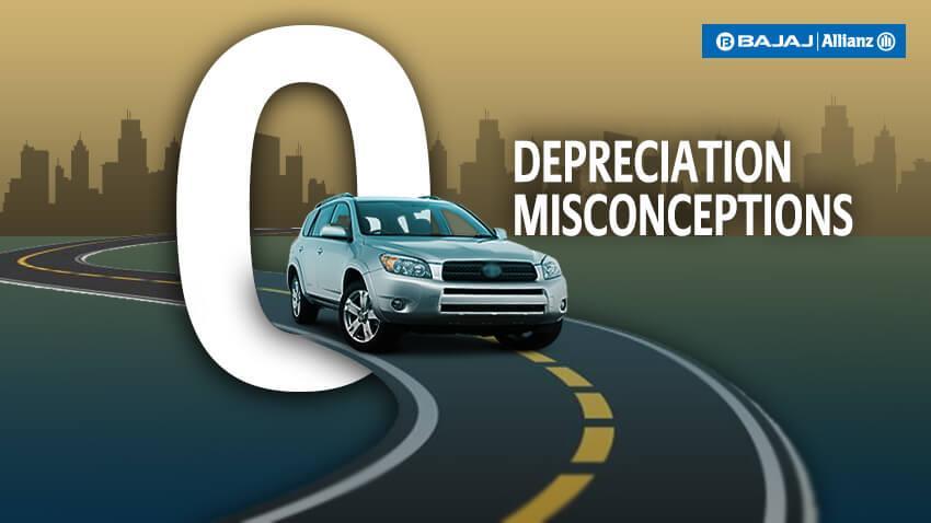 Myths Surrounding Zero Depreciation Cover