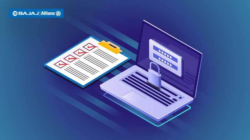 what should you check before taking cyber security insurance