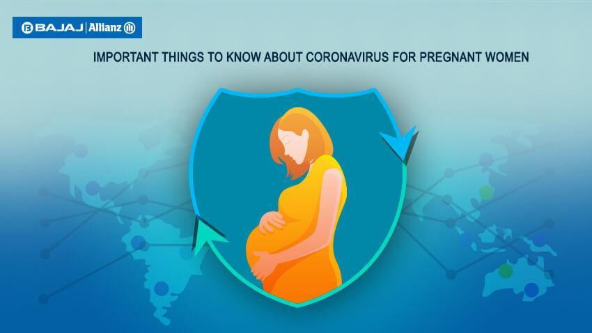 Coronavirus Cautionary Tips for Pregnant Women