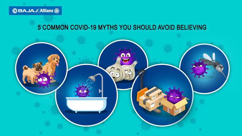 Common COVID-19 Myths Doing the Rounds