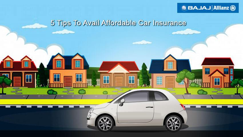 How To Avail Affordable Car Insurance?