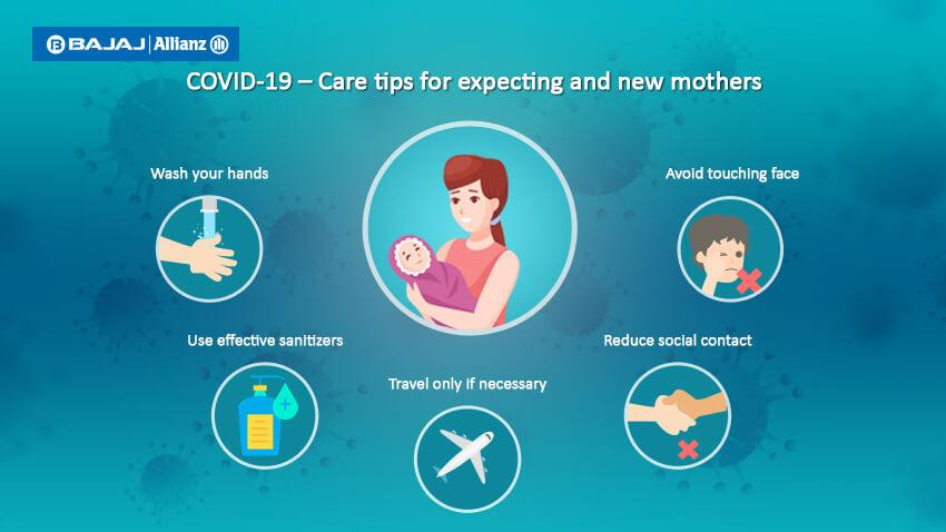 Care Tips for Expecting and New Mothers