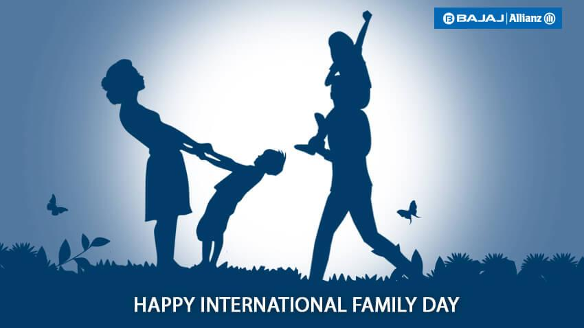 International Day of Families: Connect with your loved ones