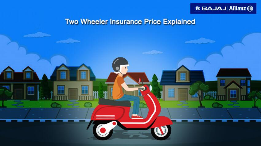 Two Wheeler Insurance Prices Explained