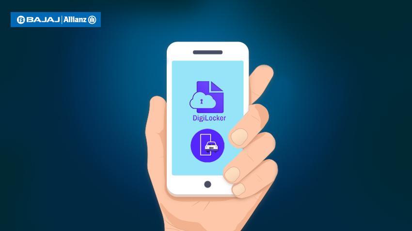 Store Documents Digitally on DigiLocker & mParivahan