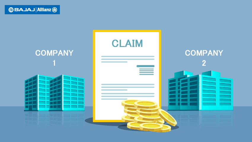 Can We Claim Medical Insurance From Two Companies?