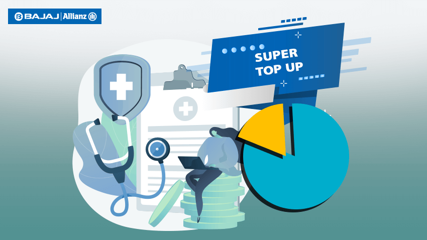 Deductible in Super Top Up Health Insurance