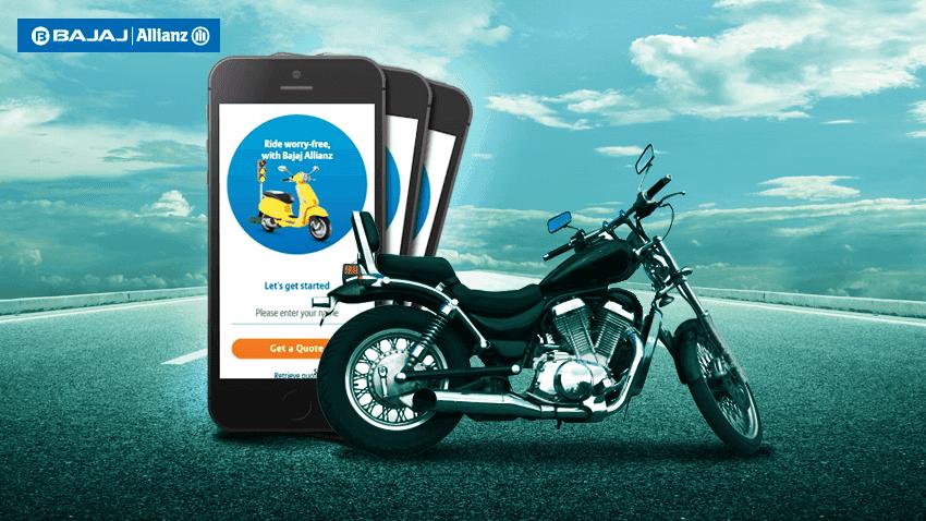 Motorcycle Insurance: An Online Buyer's Guide | Bajaj Allianz