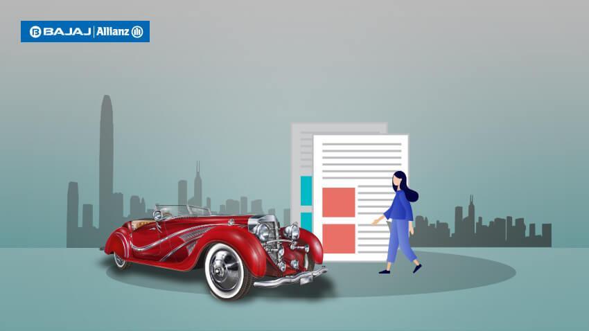 Old Car Insurance Online