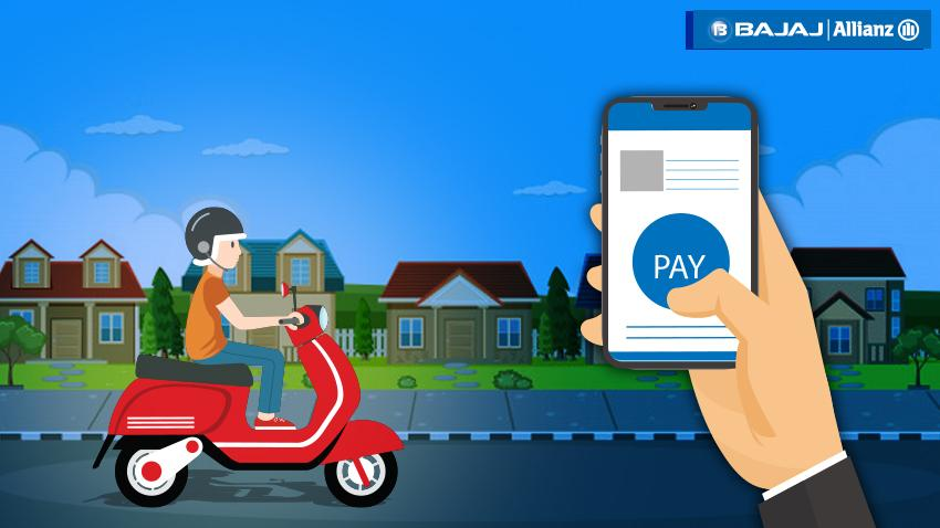 Two Wheeler Insurance Online Payment
