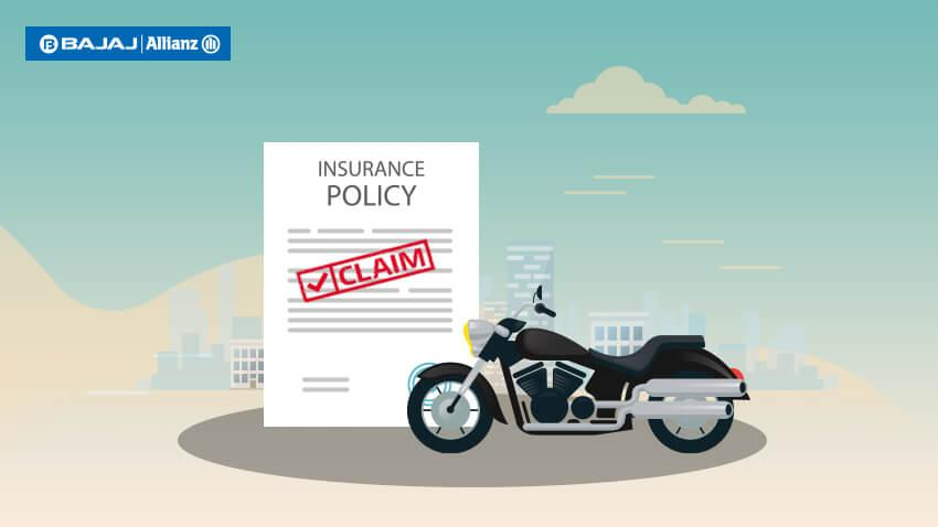 Insurance Claim For Bike Scratches