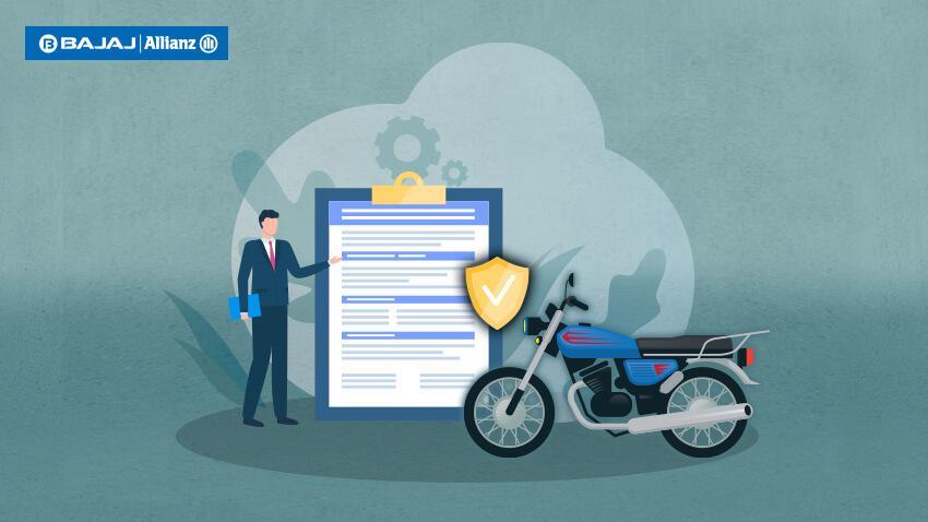 Two Wheeler Bike Insurance Online Purchase