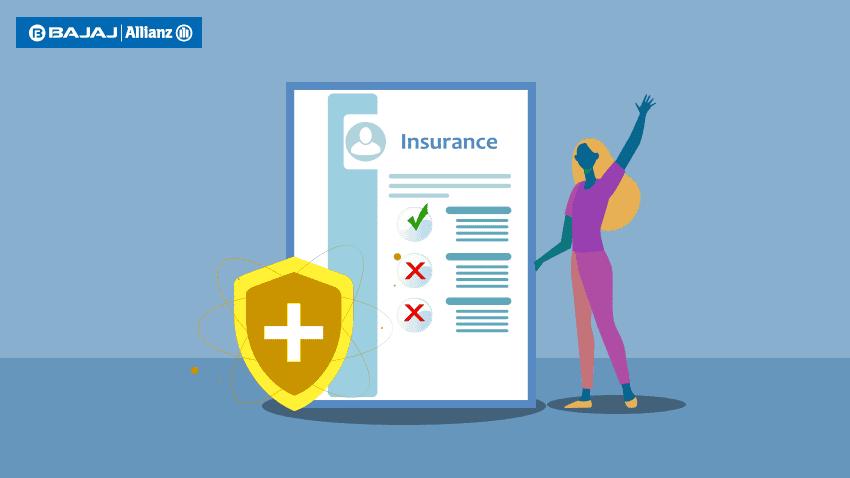 EMI Health Insurance by Bajaj Allianz