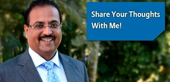 Share Your Thoughts With Me in a Live Chat Session