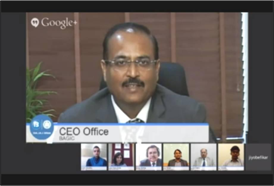 Going Social: Google+ Hangout with Customers