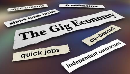 Gigging – The Workforce of Future