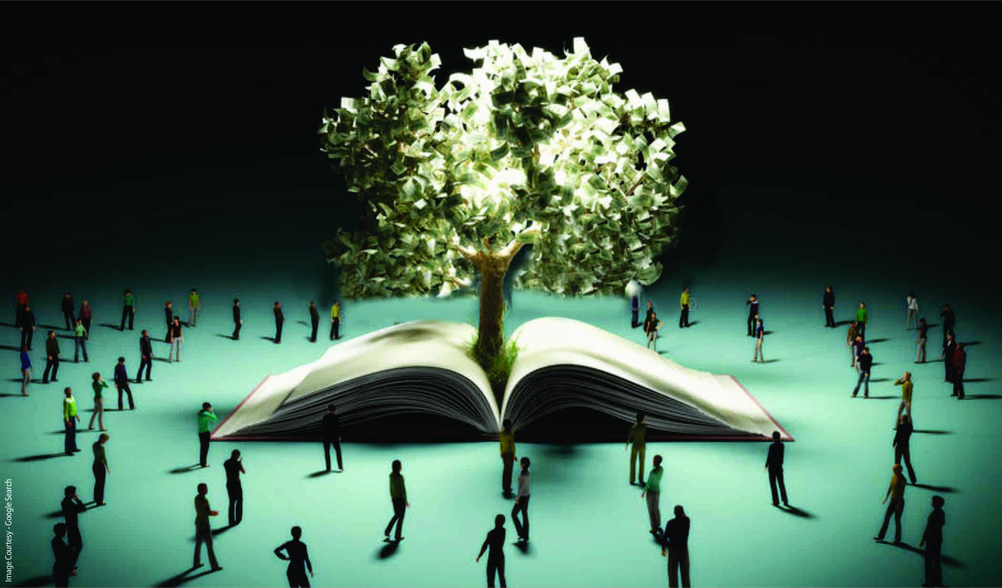 Towards A Spiritual Economy