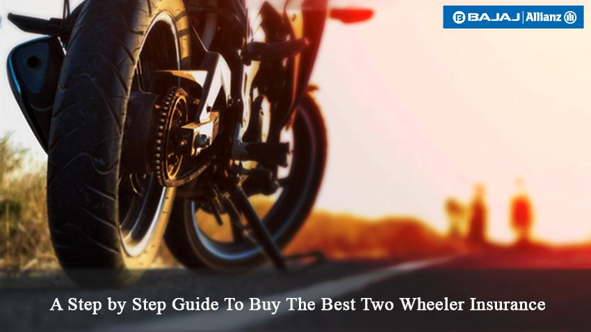 A guide to choosing the best two wheeler insurance