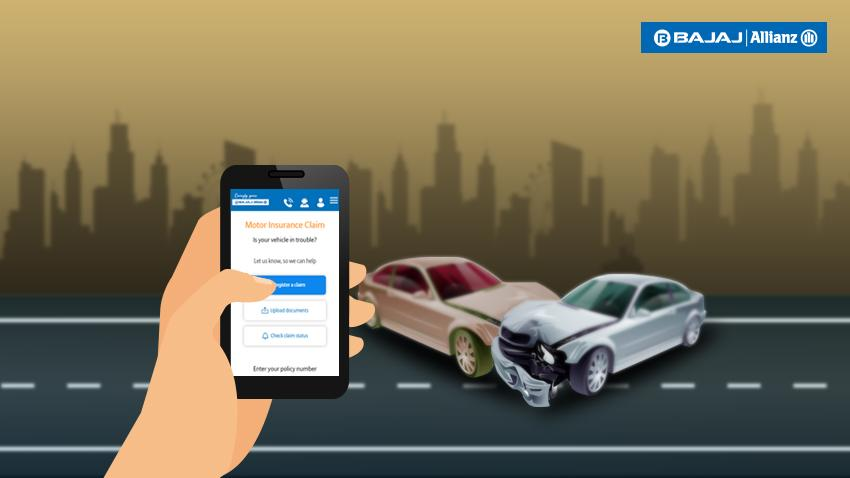Cashless car insurance claims can be availed in simple steps